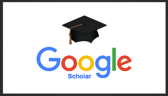 Google Scholar banner