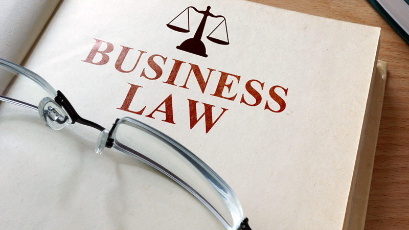 Phd thesis in business law