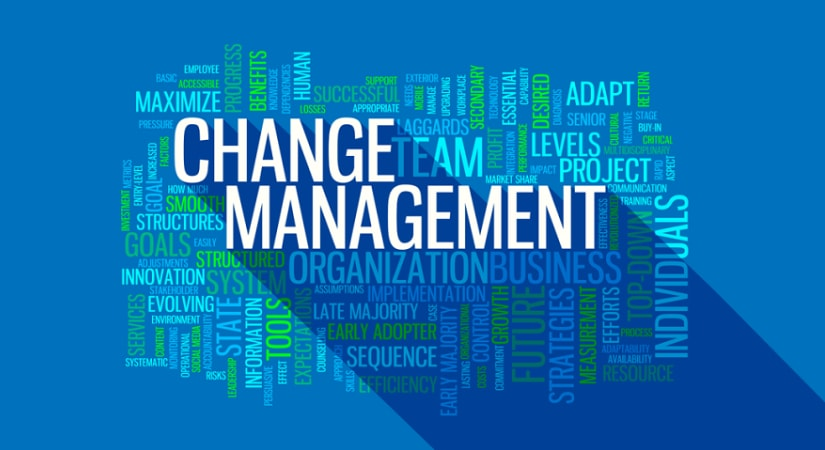 dissertation change management Two more propositions, one testing the assimilation of attitudes of executive  managers and employees' to organizational change, and one testing the  relationship.